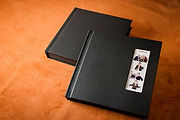 scrapbook book for photo booth rentals