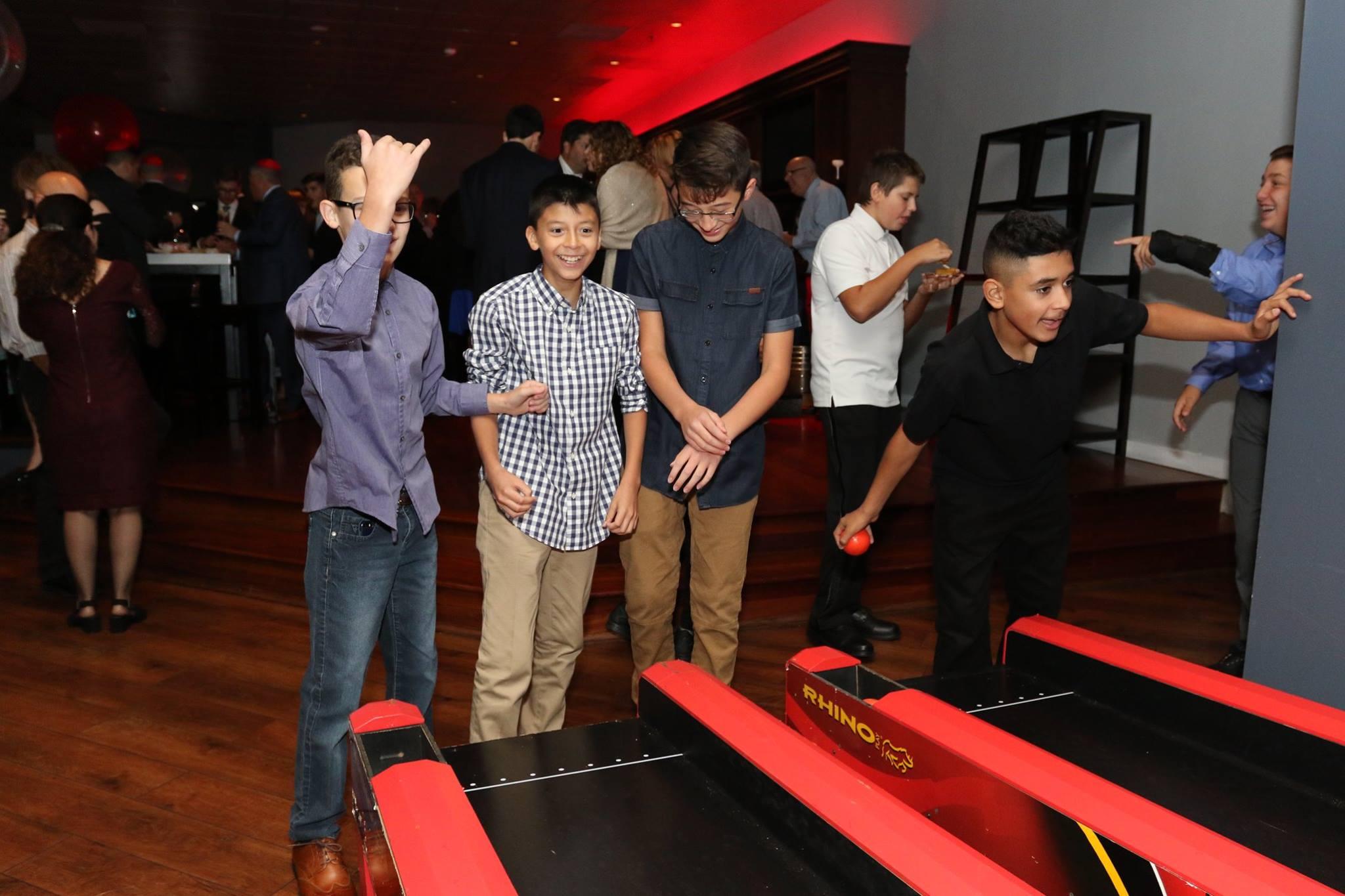 Skeeball game rentals NY NJ CT