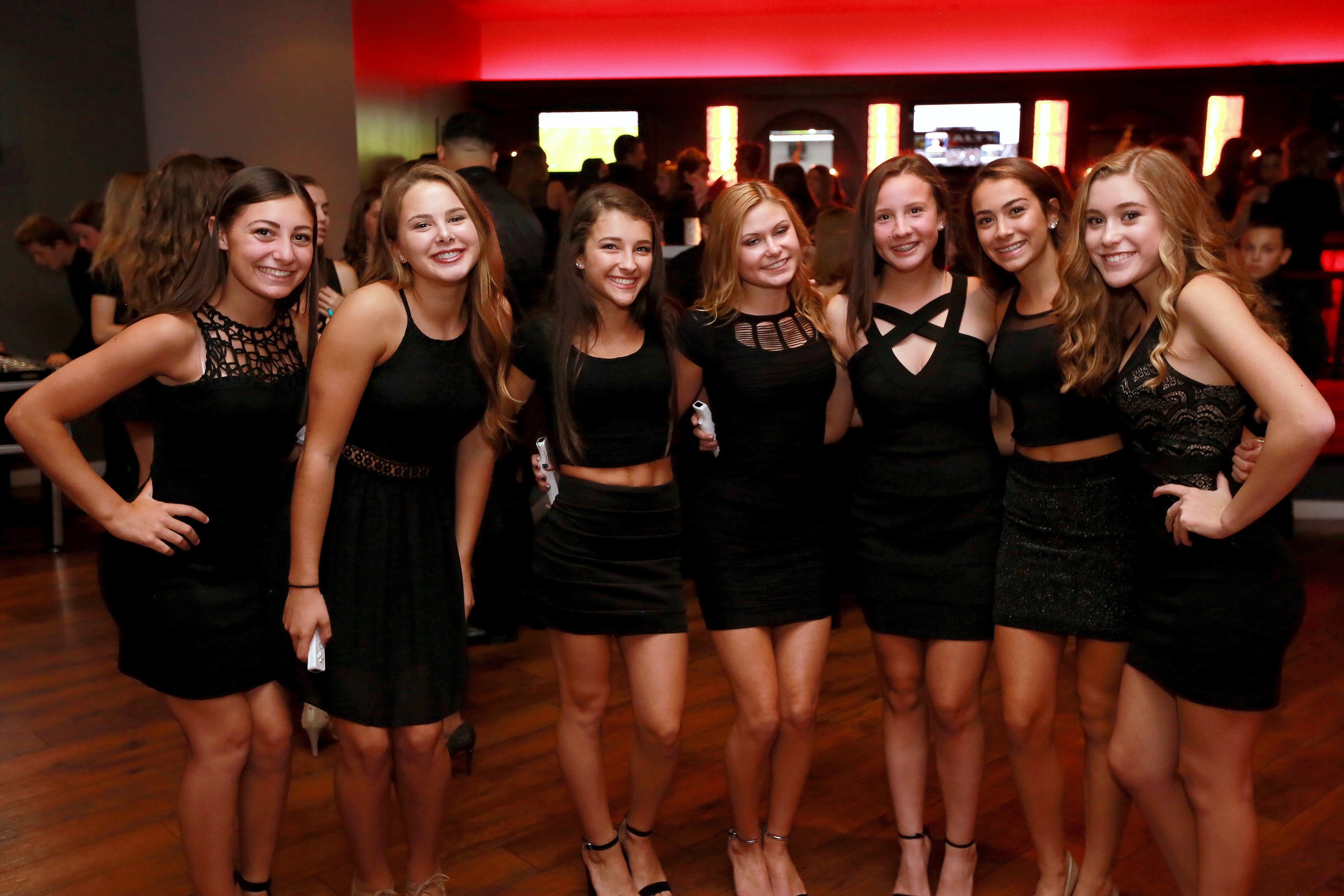 Sweet 16 Jenna's party