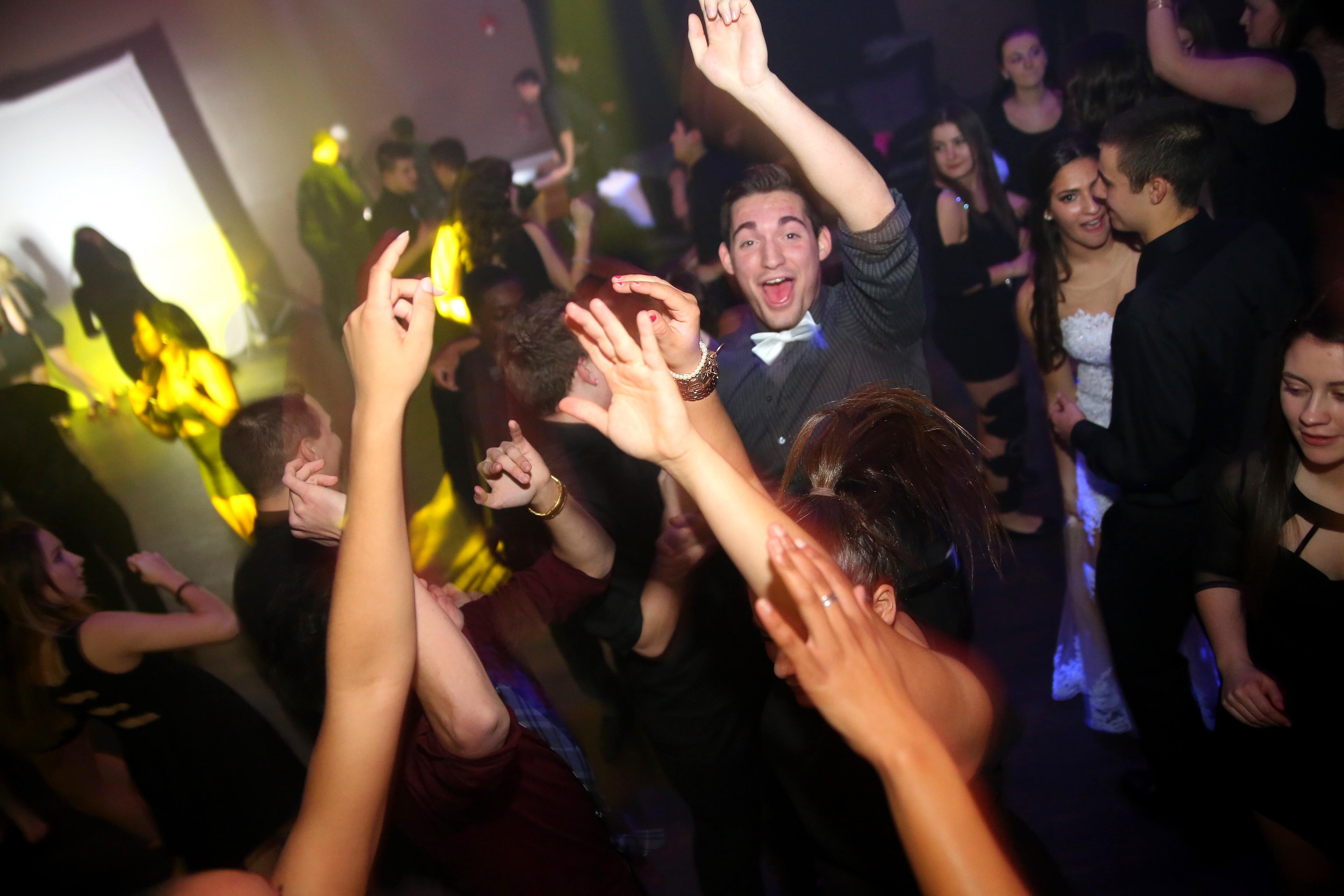 Dance Floor Sweet 16 VIBE