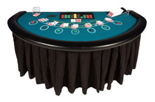 Black Jack Table Rentals NJ NY