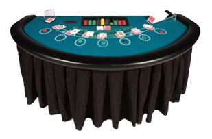 Blackjack party rentals NJ NY