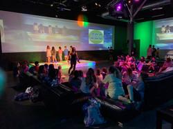 NJ Camp Venue Entertainment at VIBE