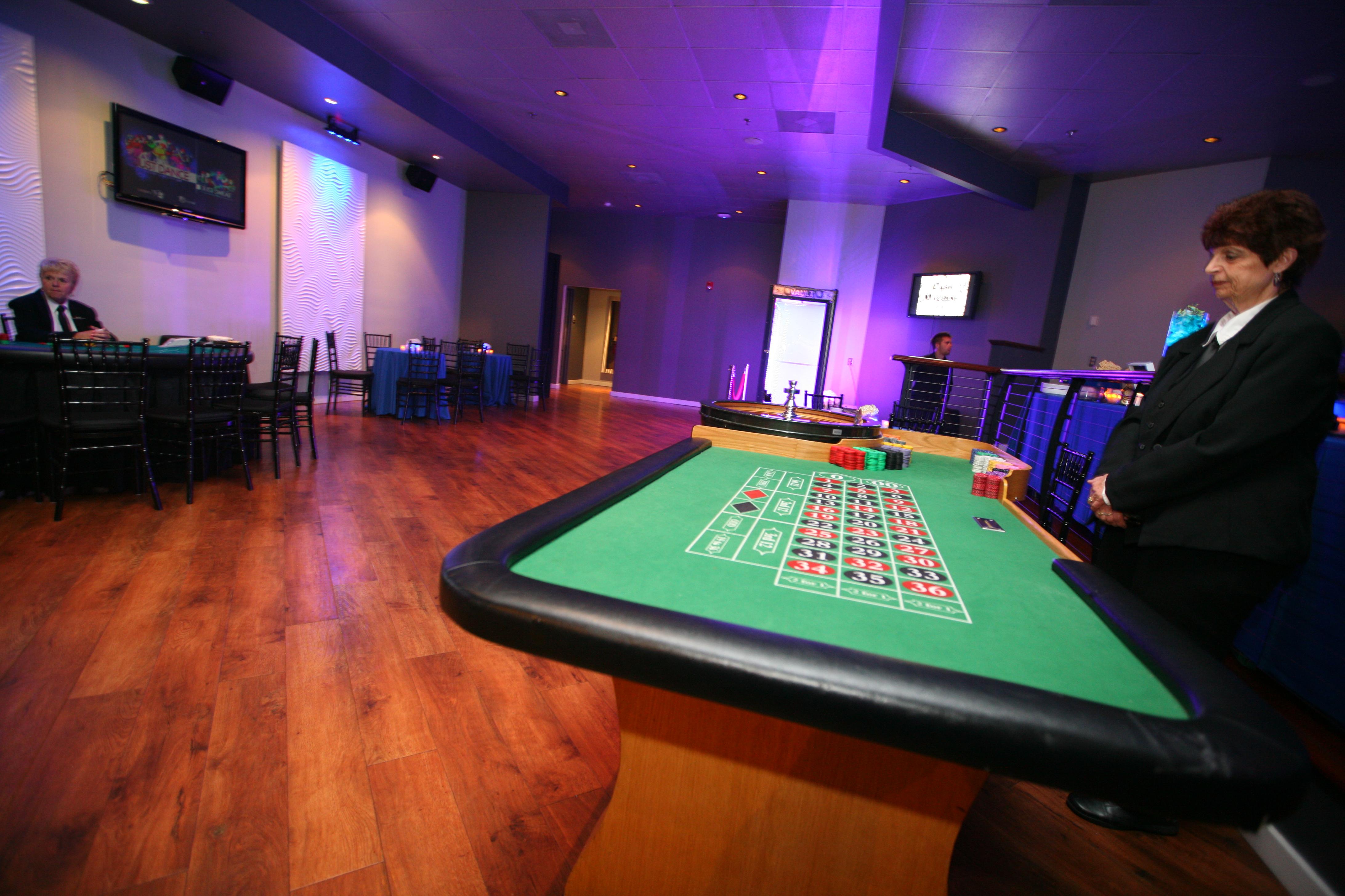 Casino Table Rentals Riverdale NJ