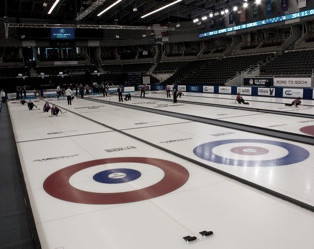 2014 Winter Olympics Curling Schedule