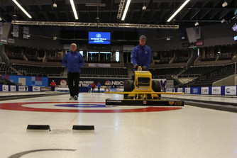 How the State of the Ice Can Completely Change a Curling Match
