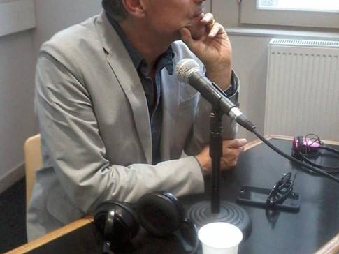 Conférence de l'écrivain chilien Pablo Simonetti