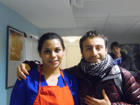 "Conferencia ""Diversité du Chili"""