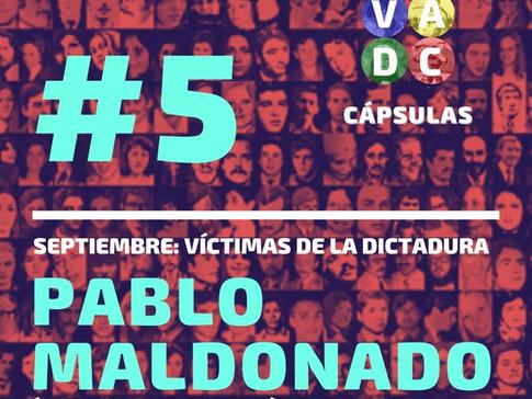 VADC Capsulas | 5 - Pablo Maldonado, un homenaje a Victor Jara