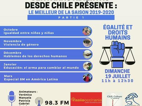 VADC En vivo | Igualdad y Derechos Humanos