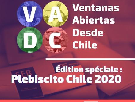 VADC Capsulas | 4 - Plebiscito Chile 2020: Testimonios desde Paris