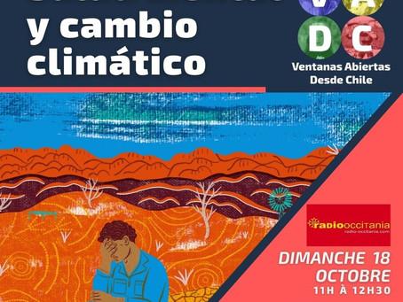 VADC En vivo | Salud mental y cambio climático PARTE 2