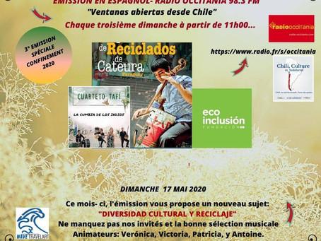 VADC En vivo | Diversidad Cultural y Reciclaje PARTE 2