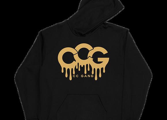 Gold CC Gang Hoodie