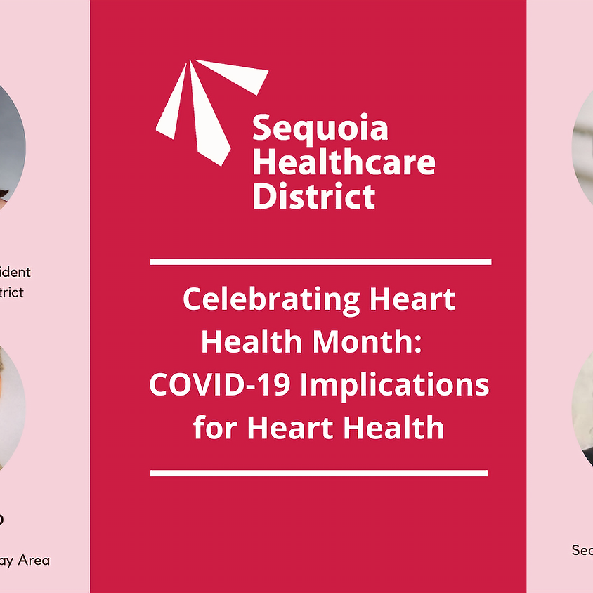 Celebrating Heart Health Month: COVID-19 Implications for Heart Health