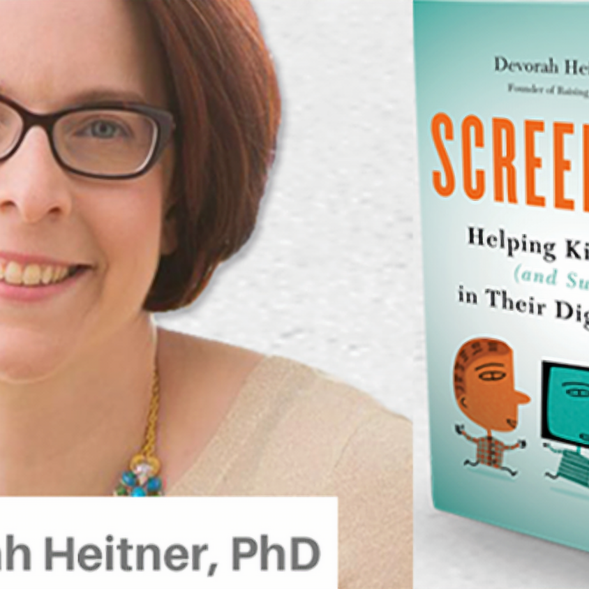 (SHS) Balancing Screen Time, Unplugged Time, and Well-Being