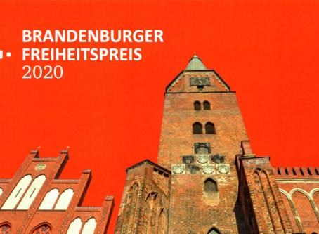 Brandenburger Freiheitspreis 2020