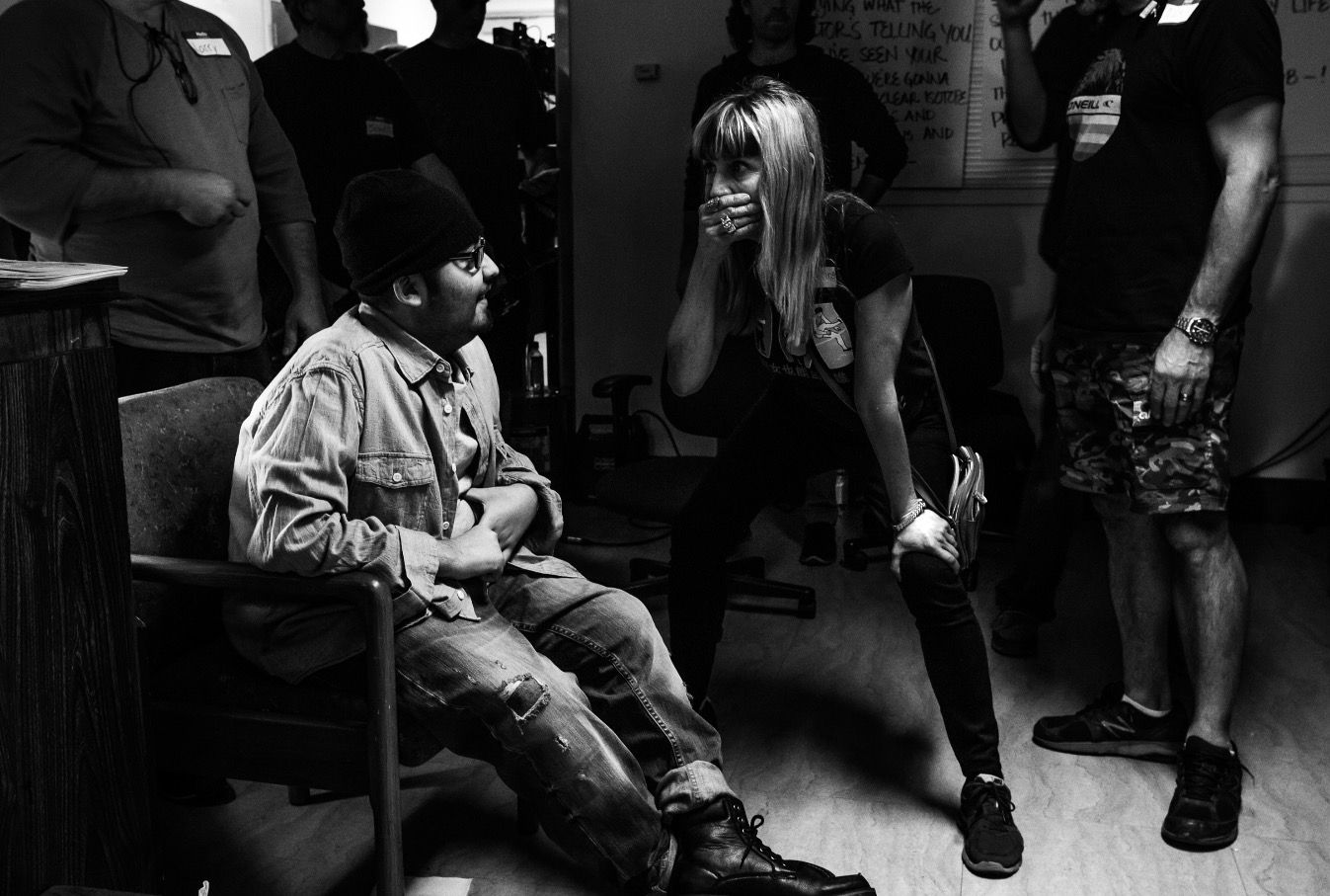 Anthony Conti |Catherine Hardwicke