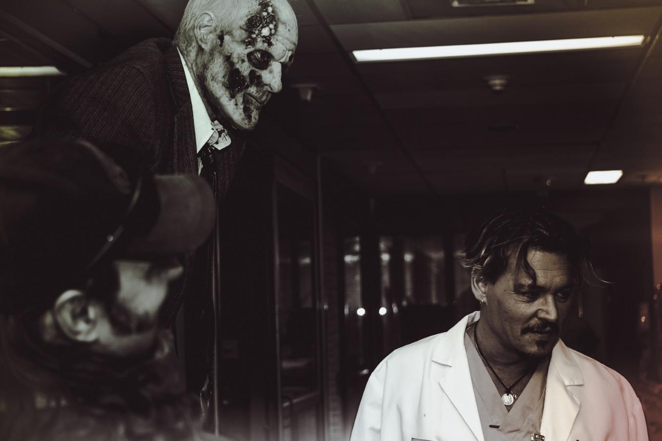 John Grady|Johnny Depp