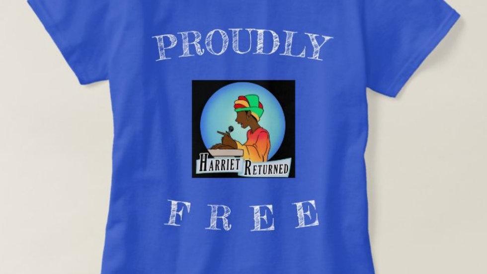 Proudly Free T-shirt