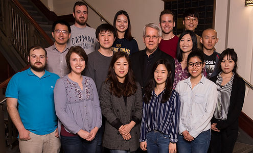 Group photo of Bohn Group members.