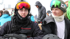 Ross & Jamie at Extreme LAXX