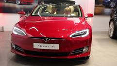 Tesla Showroom Promo