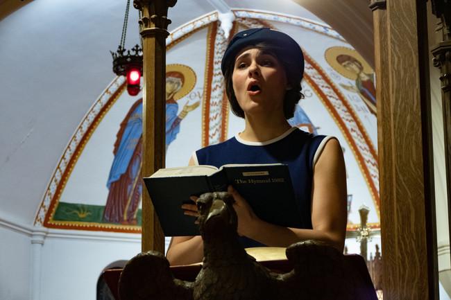 Eleanor Mills in Thou Shalt Not