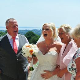 Wedding Day Family Joke