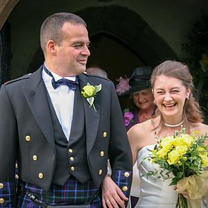 Annie and Gareth