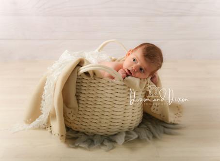 Newborn Portrait Winner