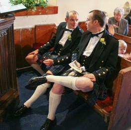 Wedding Day Bestmen