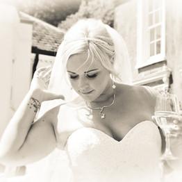 Wedding Day Beautiful Bride
