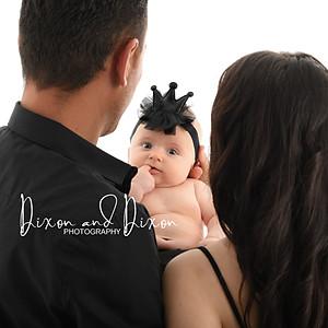 Mumin and Morena Baby Shoot