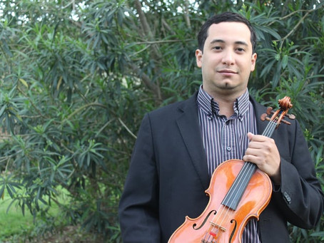 Navigating Life After Music School: Enjoying Every Small Step with Labib Palis