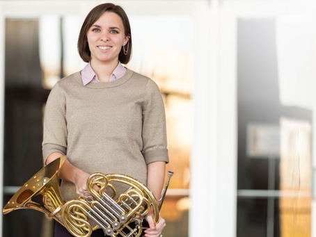 Taking Responsibility for your Musical Development with Juli Buxbaum
