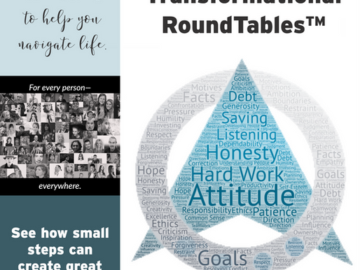 Value-based Leadership Transformational RoundTables