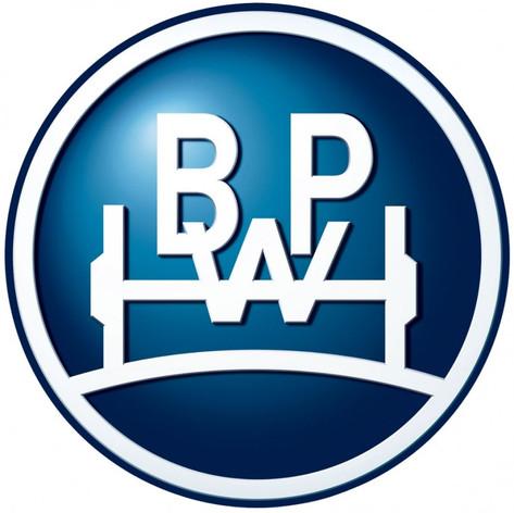 Мы используем оси BPW