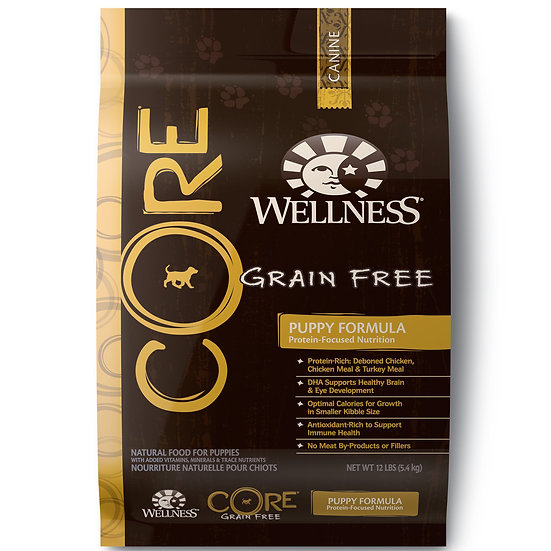 Wellness Core - Puppy (12lb)