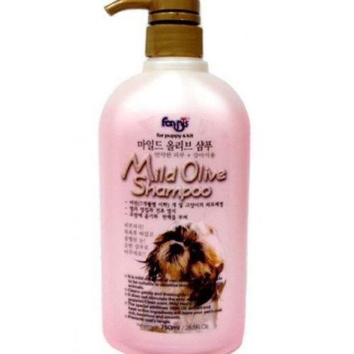Mild Olive Shampoo 750ml