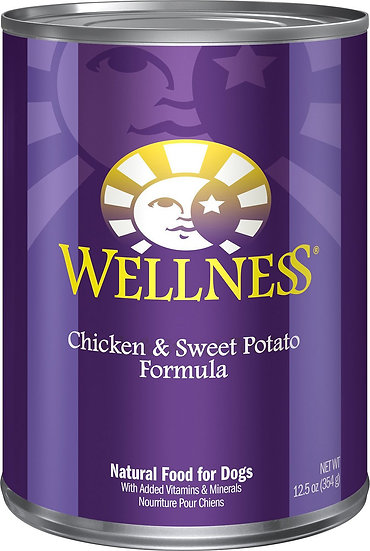 Wellness Complete Health -Chicken & Sweet Potato (12.5oz)