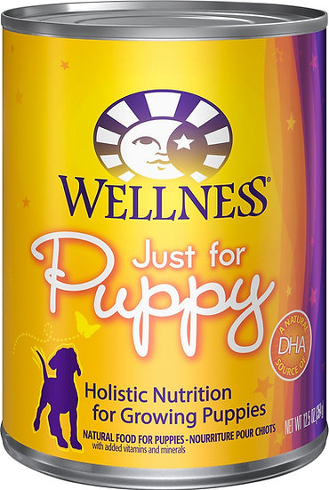 Wellness Complete Health - Just for Puppy (12.5oz)