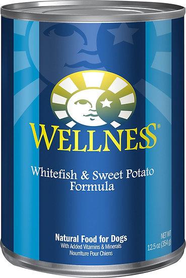 Wellness Complete Health - Whitefish & Sweet Potato (12.5oz)