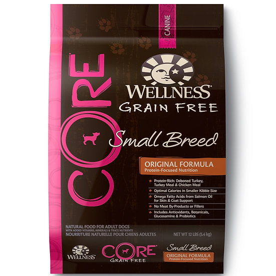 Wellness Core - Small Breed (4lb)