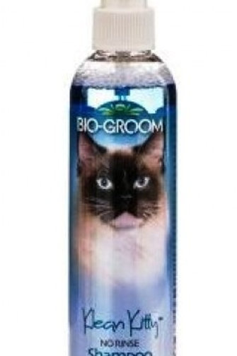 Klean Kitty No Rinse Shampoo 8oz