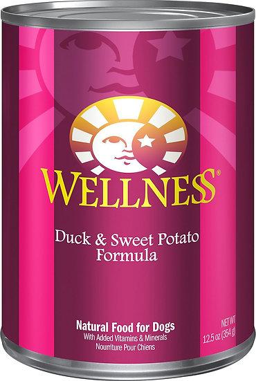 Wellness Complete Health - Duck & Sweet Potato (12.5oz)