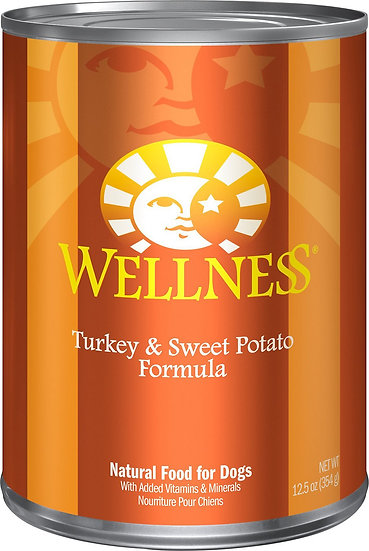 Wellness Complete Health - Turkey & Sweet Potato (12.5oz)