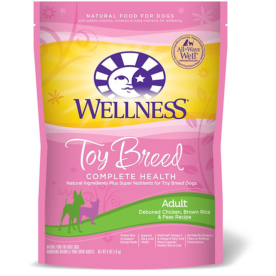 Wellness Complete Health - Toy Breed (4lb)