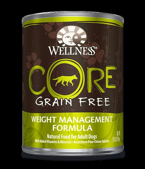 Wellness Core Grain Free - Weight Management (12.5oz)