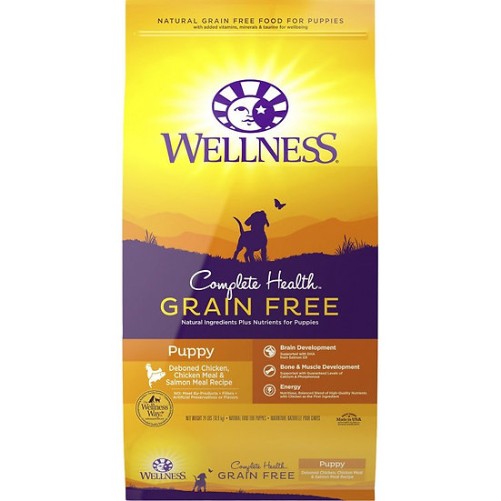 Wellness Complete Health Grain Free - Puppy (12lb)